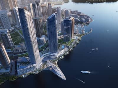 3 Bedroom Hotel Apartment for Sale in The Lagoons, Dubai - Waterfront Living|Excellent Payment Plan