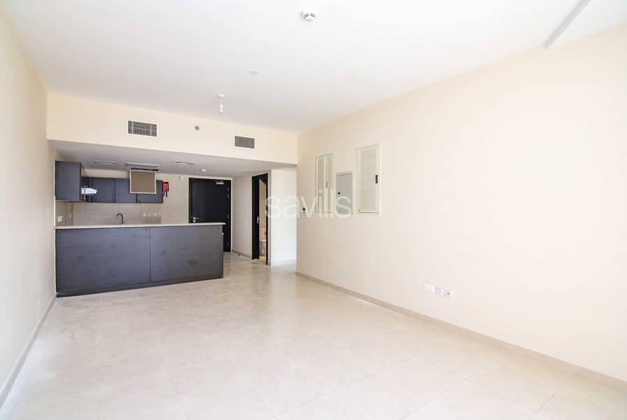 2 Brand new spacious one br apartment with parking in Rawdah