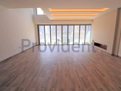 فیلا 5 غرف نوم للايجار في دبي مارينا، دبي - Stunning Full Marina View   Spacious Duplex