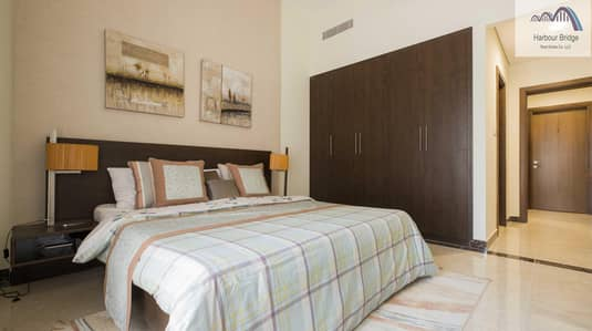 شقة 1 غرفة نوم للبيع في قرية جميرا الدائرية، دبي - Prime Location | Ready | One Bedroom + Maids room | Pantheon Boulevard JVC