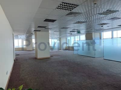 Office for Rent in Dubai Festival City, Dubai - Fitted|Premium Office Building|Good Location