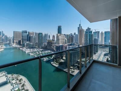 1 Bedroom Apartment for Sale in Dubai Marina, Dubai - Exquisite | Ready to Move In | Full Marina Views