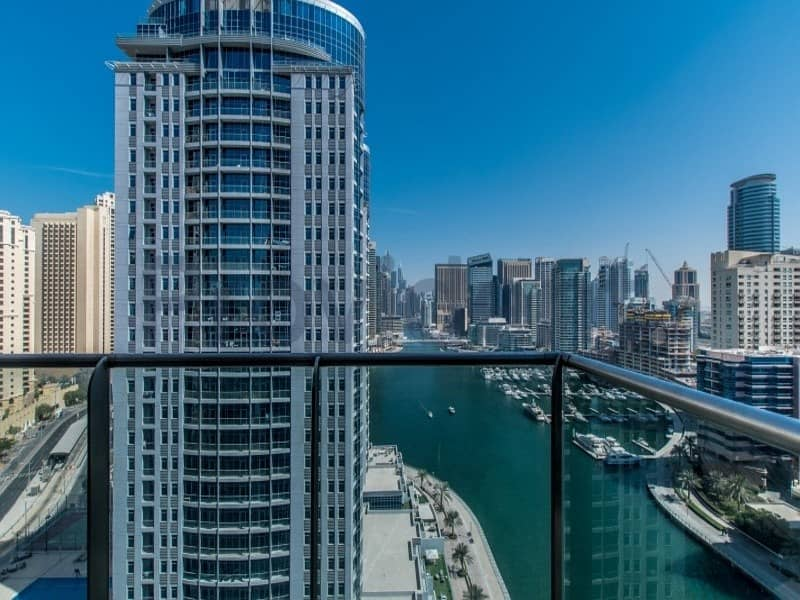 2 Exquisite | Ready to Move In | Full Marina Views