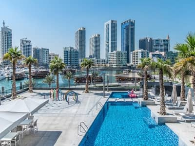 1 Bedroom Apartment for Sale in Dubai Marina, Dubai - Profitable deal|Ready to Move In|Full Marina Views