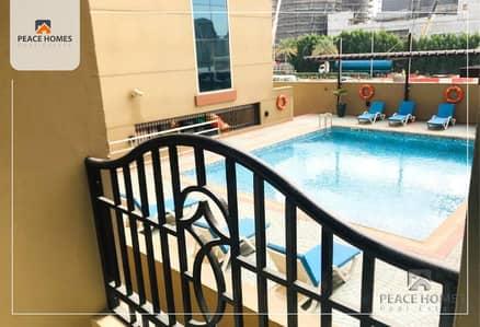 شقة 1 غرفة نوم للايجار في قرية جميرا الدائرية، دبي - شقة في مساكن ألفا قرية جميرا الدائرية 1 غرف 55000 درهم - 4433186