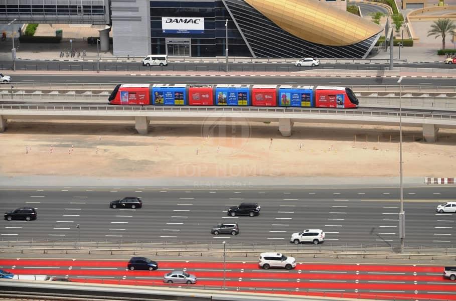 22 Beautiful spacious apt with great view | Near metro