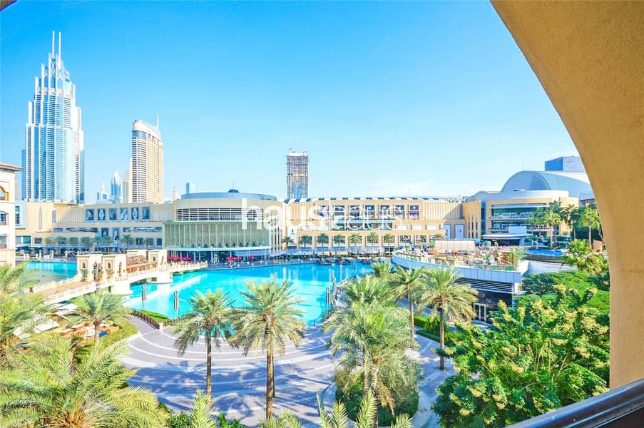 10 3 Bed + Maid Room|Burj Khalifa View|Large Terrace