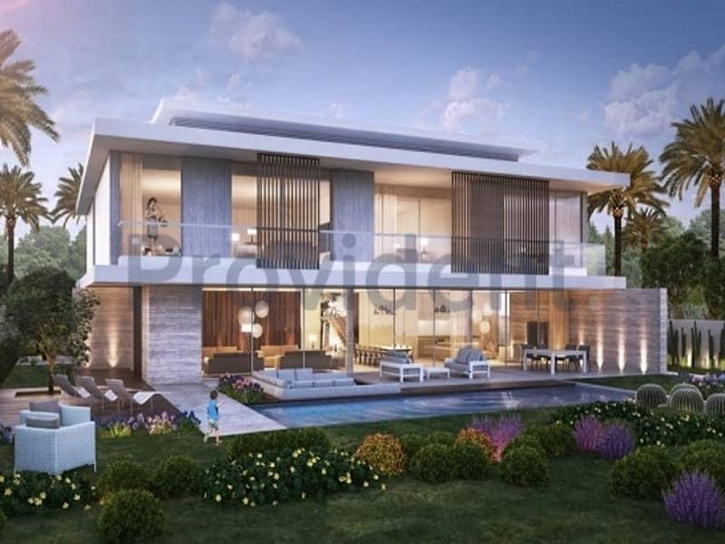 Best Price 6 BR Mansion Dubai Hills Estate