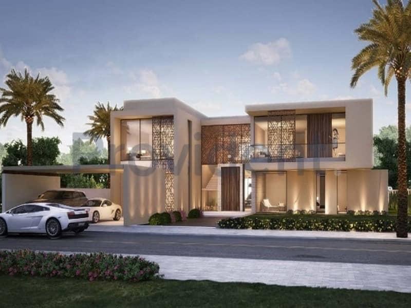 11 Best Price 6 BR Mansion Dubai Hills Estate
