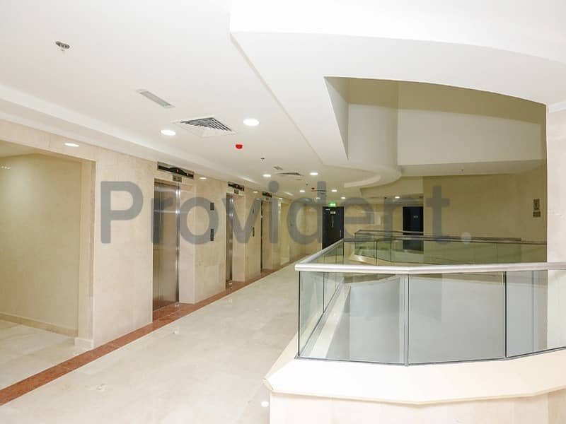 2 Full Floor|Shell and Core|Good Location|