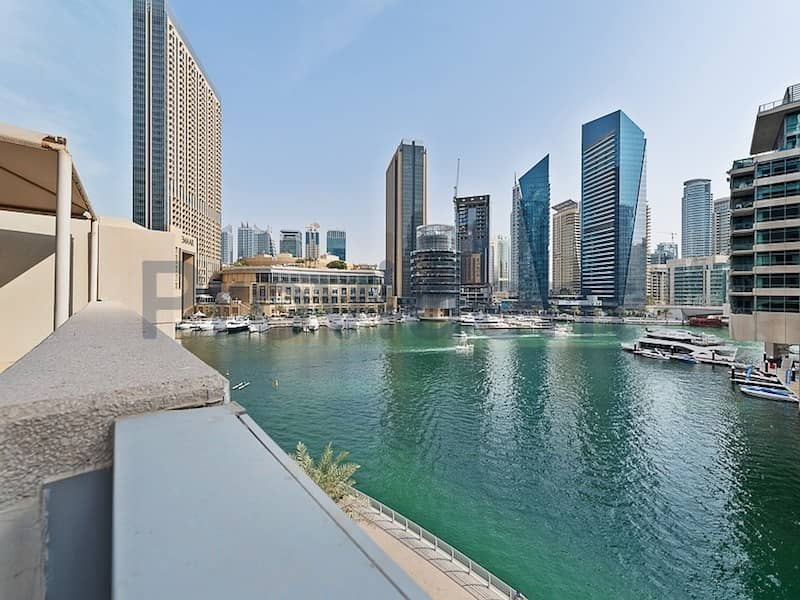 2 Spectacular Waterfront Facing 4 bedroom Villa