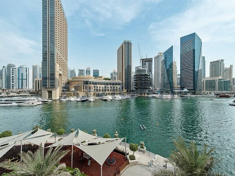 3Bed Full Marina View| Waterfront Facing