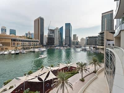 فیلا 5 غرف نوم للبيع في دبي مارينا، دبي - Full Marina View 5 Beds Brand New Villa 