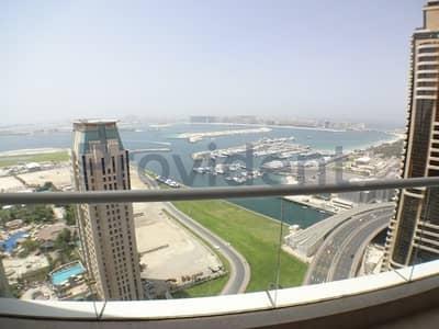 شقة 2 غرفة نوم للبيع في دبي مارينا، دبي - Discover Seaside Apt Living|2Bed|Botanica