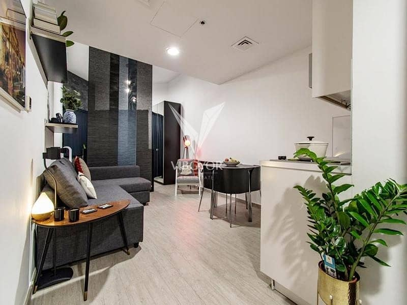 Vacant | Furnished Studio | Silicon Gate