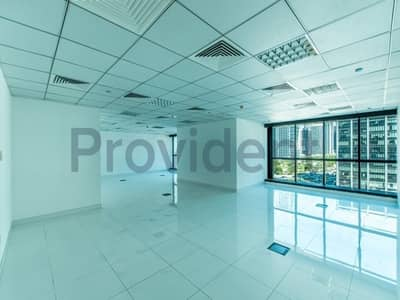 Office for Rent in Jumeirah Lake Towers (JLT), Dubai - Stunning Fully Fitted Office on Low Floor