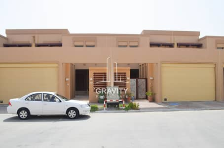 4 Bedroom Townhouse for Rent in Al Raha Golf Gardens, Abu Dhabi - Spacious 4BR TH in Golf Gardens w/ maidsroom