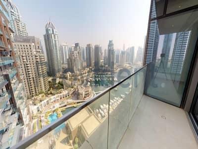 فلیٹ 2 غرفة نوم للبيع في دبي مارينا، دبي - Best Price|Best Corner Unit|w/ 5 yr. Payment Plan