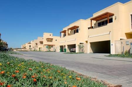 3 Bedroom Villa for Sale in Al Raha Gardens, Abu Dhabi - Amazing Villa in Samra CommunityWith 0 ADM Fees!!