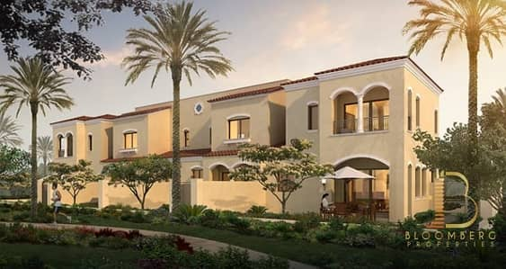 2 Bedroom Townhouse for Sale in Serena, Dubai - Best offer | Luxury Townhouse | Serena