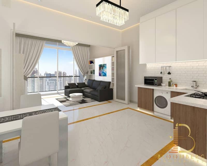 2 Stylish Studio | Payment Plan| Business Bay