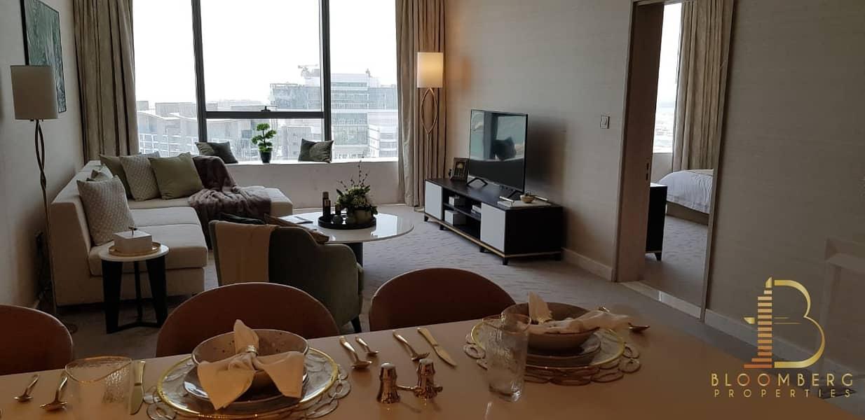 2 Luxury Studio | 7 years post handover plan | Palm Jumeirah
