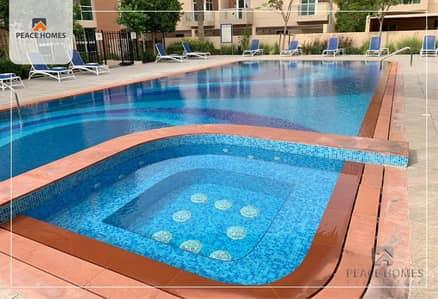 شقة 1 غرفة نوم للايجار في قرية جميرا الدائرية، دبي - شقة في بناية صالح بن لاحج قرية جميرا الدائرية 1 غرف 48000 درهم - 4433338