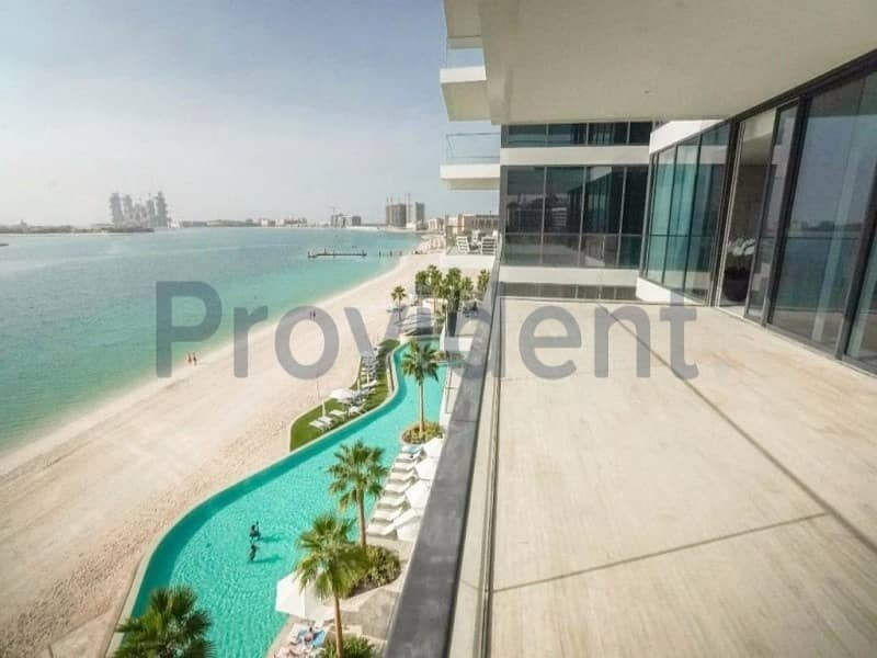 Beachfront 3BR Penthouse with Payment Plan
