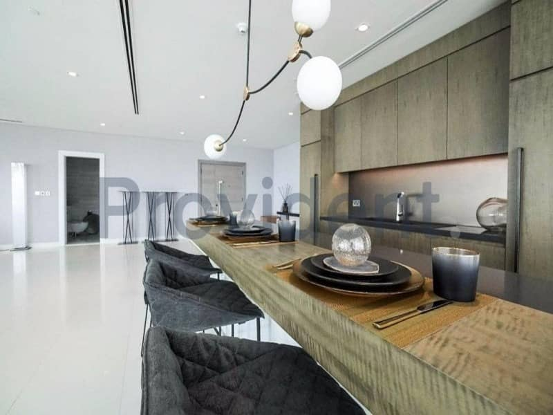 9 Beachfront 3BR Penthouse with Payment Plan