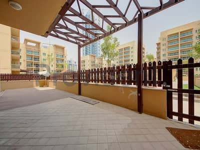 2 Bedroom Flat for Sale in The Greens, Dubai - 2 beds plus Study | Private Courtyard | Negotiable