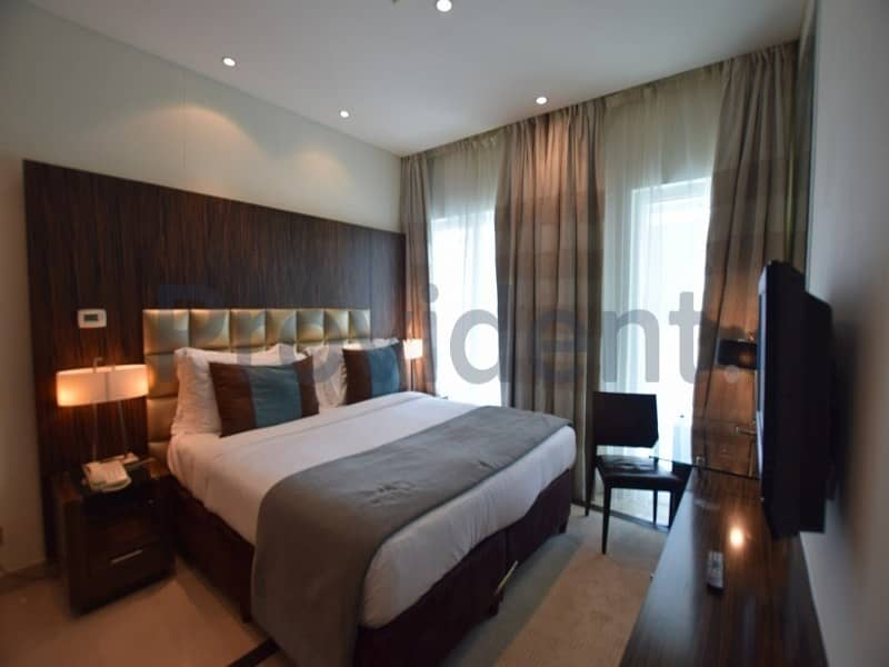 13 Good Deal  Fully Furnished 1BR  Tenanted
