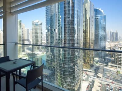 2 Bedroom Apartment for Sale in Jumeirah Lake Towers (JLT), Dubai - Good ROI| Best Investment| 2BR Furnished