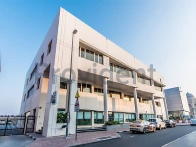 مبنی تجاري  للايجار في شارع الشيخ زايد، دبي - Full Building | Near Noor Bank Metro | SZR View