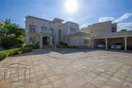 فیلا 5 غرف نوم للبيع في تلال الإمارات، دبي - P Sector/ Lake facing / Classical family home with lovely views