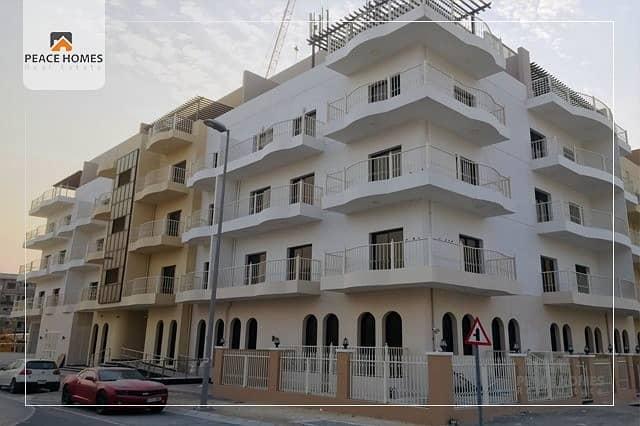 شقة في مساكن لولينا قرية جميرا الدائرية 1 غرف 550000 درهم - 4433476