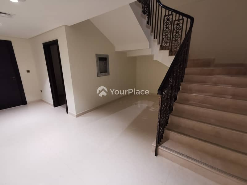 2 Luxury Unfurnished 4 bed Townhouse in Balqis Palm