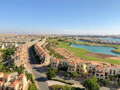 1 Bedroom Flat for Sale in Al Hamra Village, Ras Al Khaimah - Excellent Golf course and Lagoons view - giant Terrace