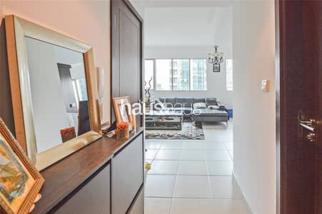 1 Bedroom Flat for Rent in Downtown Dubai, Dubai - Unfurnished | 1 Bed | Boulevard Views