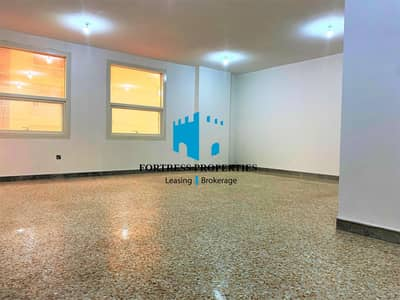 2 Bedroom Flat for Rent in Tourist Club Area (TCA), Abu Dhabi - Alluring 2BR + Spacious Hall with Dining Area