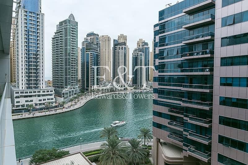 Exclusive   Bright & Spacious  Full Marina View