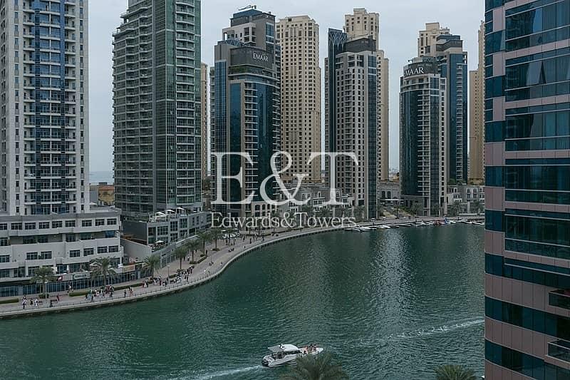 2 Exclusive   Bright & Spacious  Full Marina View