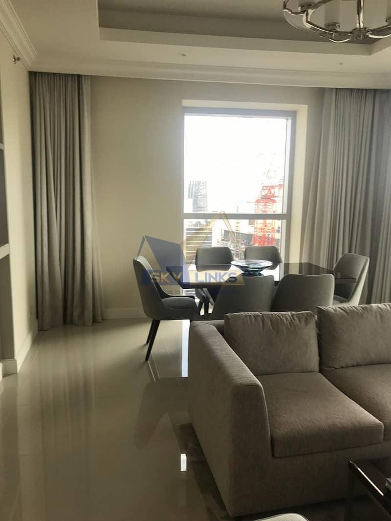 2 Burj Khalifa and Fountain Views | 1 Bedroom Apartment