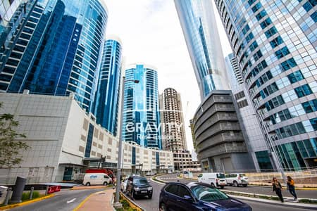 1 Bedroom Flat for Sale in Al Reem Island, Abu Dhabi - Price Reduced 1BR  in Hydra C4 w/ full sea view