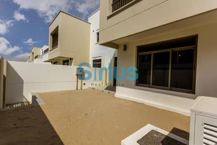 3 Bedroom Villa for Rent in Town Square, Dubai - Ready to move in Luxury Villa with maid's room in Safi Townhouse
