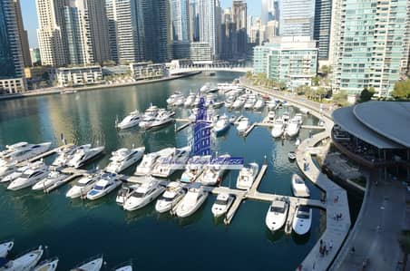3 Bedroom Flat for Sale in Dubai Marina, Dubai - Marina Sail 3br+Maid with Full Marina View