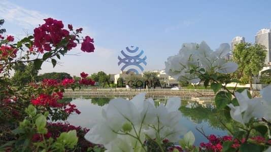 فیلا 4 غرف نوم للايجار في السهول، دبي - Amazing Lake 4BR -Villa available for rent