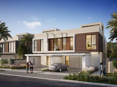 3 Bedroom Townhouse for Sale in Dubai Hills Estate, Dubai - 3BR TOWNHOUSE WITH ROOF TERRACE | AMAZING LOCATION