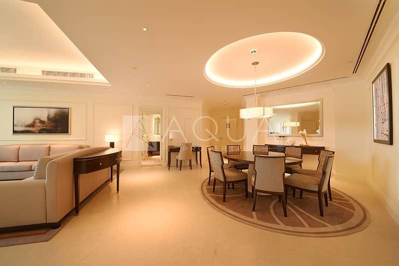 2 Luxury Furnished with Burj Khalifa Views