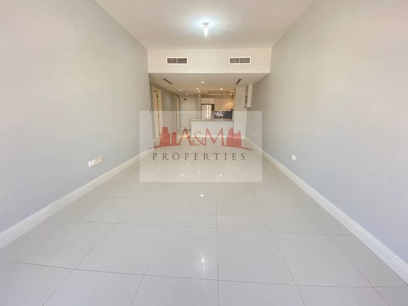 2 Excellent Living in Rawdah 1 Bedroom Apartment  with Facilities Gym & Parking 60000 only..!!