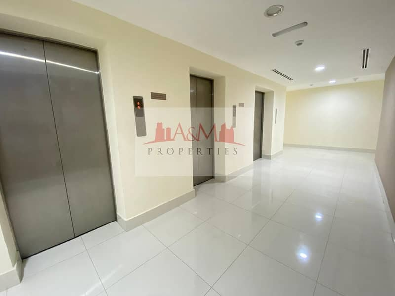 18 Excellent Living in Rawdah 1 Bedroom Apartment  with Facilities Gym & Parking 60000 only..!!